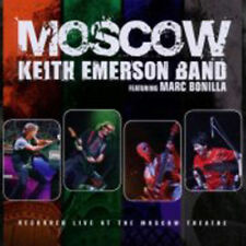 Keith Emerson Band - Moscow NEW CD