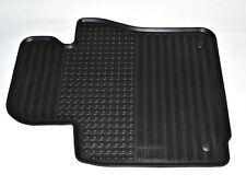 Original skoda Octavia 2 1z goma alfombrillas de goma tapices 4 pzas. negro d600002a