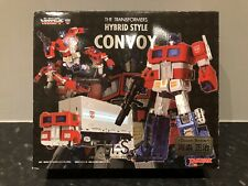 Transformers Hybrid Style - Convoy Optimus Prime T.H.S-02 - Takara Japan Version