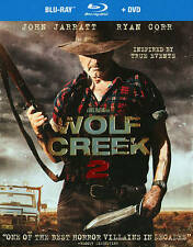 Wolf Creek 2 (BD / DVD Combo) [Blu-ray] by John Jarratt, Ryan Corr, Annie Byron