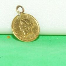 Us $1 Gold Piece Love Token J J