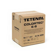 Tetenal Colortec E6 3 Bath Kit 2.5l Slide Film Developer