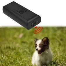 Ultrasonic Stop Barking Dog Anti Bark Training Repeller Control Trainer device