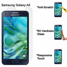 100% Genuine Tempered Glass Film Screen Protector for Samsung Galaxy A5 (2017)