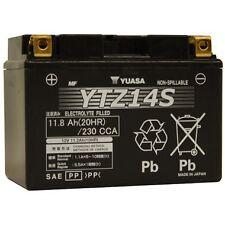 Bateria Yuasa YTZ14S activada de fabrica
