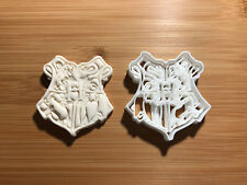 School of Hogwarts Badge Harry Potter-INSPIRED Cookie Cutter Topper Fondant