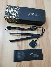ghd hair straighteners 4.2b Iv Professional Styler 100% genuine with the box