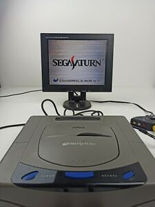 Sega Saturn - 2 pad - cables - jap - tested and perfect working