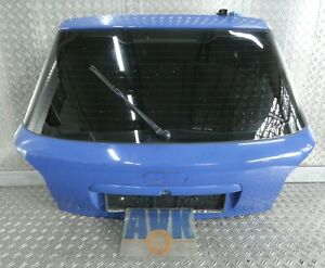Heckklappe komplett blau 5M  Audi A3 8L1