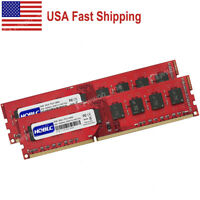 US 16GB KIT 2x8GB PC3-12800 DDR3 1600MHz DIMM Desktop Memory For AMD CPU Chipset