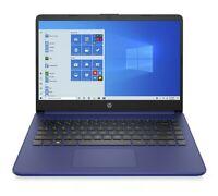 "HP 14"" Notebook Laptop AMD 3020e 64GB eMMC 4GB DDR4 Windows 10 S"