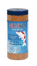 Nishikoi Growth Pellets Medium Pellet 350G Summer Pond Food