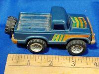 70s Arco ind ltd Blue Blazer Bronco SUV Truck Custom Pickup Motorized Toy Parts