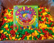 Cry Baby Tears Sour Candy Bulk  2lbs Always Fresh
