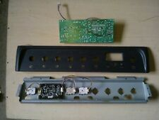 Hotpoint CH60DPCF cooker electronic control board and control panel