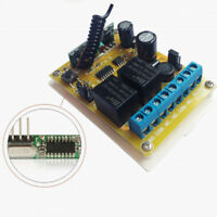 12V DC Motor Speed Controller Control Forward Reverse SwitchWireless Remote