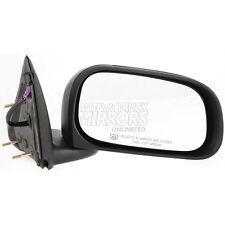 05-11 Dodge Dakota Passenger Side Mirror Replacement - Heated