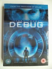 DEBUG with 3D cover - NEW  (N127) {DVD}