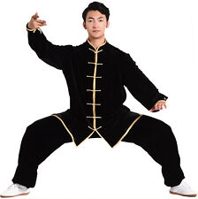 Hot Sale Unisex-adult Warm Winter Outdoor Tai Chi Uniform Kung Fu Sports Suits