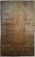 "Authentic  Wool RNR-9781 9' 8"" x 16' 3"" Persian Sarouk Rug"