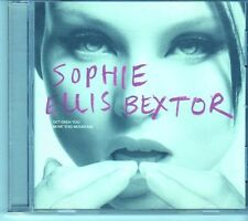 (EK474) Sophie Ellis Bextor, Get Over You - 2002 CD