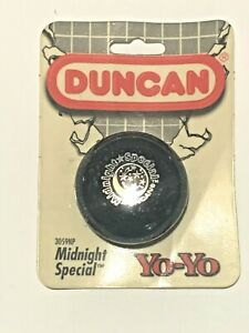 1994 DUNCAN Yoyo Midnight Special 3059NP Sealed On Card