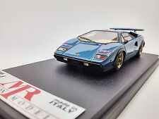 1/43 Model MR Collection Lamborghini Countach LP500S Walter Wolf Blue