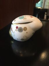 Aynsley Mulberry Wood Fine Bone China Bunny Hand Painted In England