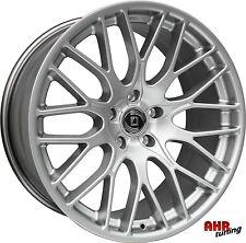 Alufelgen VW T5 + T6 8,5x19 Zoll DIEWE Impatto Silber 5/120 - ET35 - 855kg