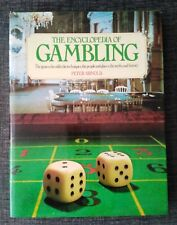 More details for the encyclopedia of gambling - fascinating large coffee table book