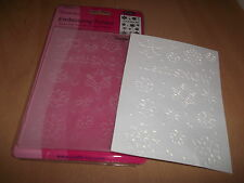 Crafts Too Universal Embossing Folder Let It Snow Christmas CTFD3072
