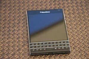 BlackBerry Passport - 32 GB - Smartphone negro (AT&T)