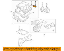 GM OEM Air Cleaner Intake-Filter Flow Restriction Indicator 15073765