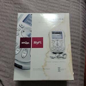 Delphi MyFi XM2go Personal Portable Satellite Sirius Radio Receiver New Sealed