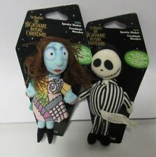The Nightmare Before Christmas Jack And Sally Spooky Shakers