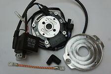 PVL komplett Zündung für Honda CR 500 R inkl. Adapterplate Ignition CR500 DMon