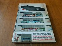 Popular Mechanics Magazine Vintage January 1960 Annual Auto Section