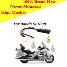 1PC 23cm Motorcycle 3-PIN Copper Bluetooth Aux Cable for Honda Goldwing GL1800