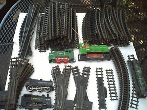 00 Gauge Triang Railway Track Job Lot plus Locos 4547  6042
