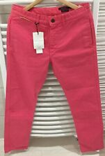 MARC JACOBS - PINK JEANS - LADIES / WOMENS - SIZE: 31 - NEW RRP: £95