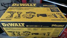 Dewalt DCK520d2  5 piece Tool Combo Kit Drill, Impact, Saw, Light, Bundle
