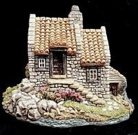Lilliput Lane Mair Haven Cottage Collectable Vintage Ornament