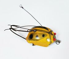 Rare Creek Chub #2800 Weed Bug Lure Bug Finish