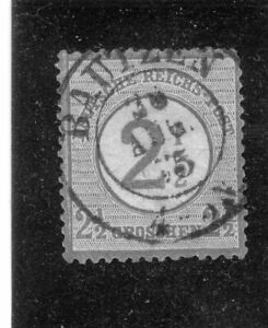 timbres allemand