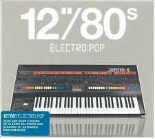"12""/80s/Electro: Pop by Various Artists *New CD*"