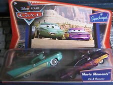 DISNEY PIXAR CARS FLO & RAMONE MOVIE MOMENTS SUPERCHARGED
