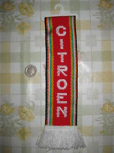 CITROEN 2CV DYANE DS ID AMI BIJOU GS GSA CX & LIGHT 15 - 1970'S ACCESSORY / GIFT