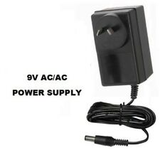 9 VOLT POWER SUPPLY FOR DIGITECH WHAMMY-RP-VX PEDAL 9V 240V AC 240 V AUS WALL