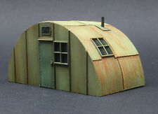 DIO72 72019 Airfield shelter 1:72 scale resin military diorama model building