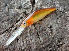 Jack Deep Dive Minnow 95mm Fishing Lure Bass Tailor Bream Lures Perch Free Post!